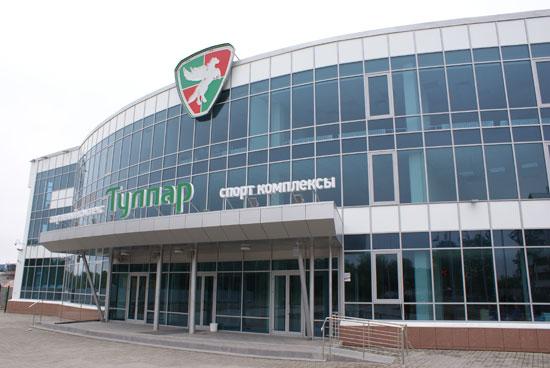 Спортивный комплекс кгау тулпар г